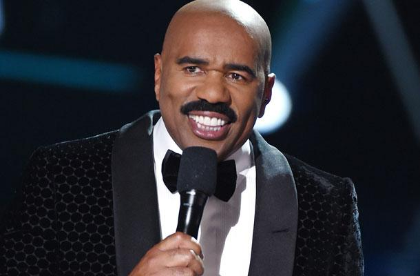 //steve harvey wins comedy tapes trial pp