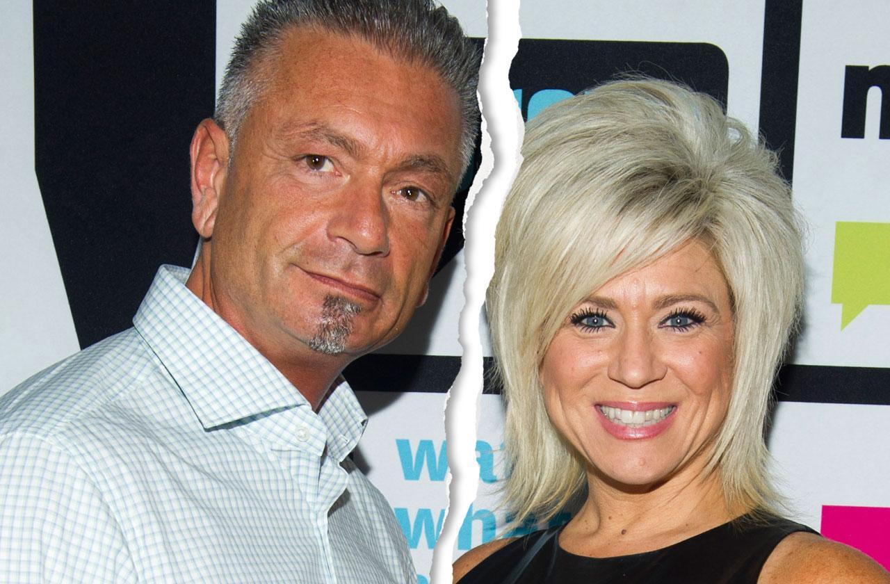 Long Island Medium Theresa Caputo Divorce