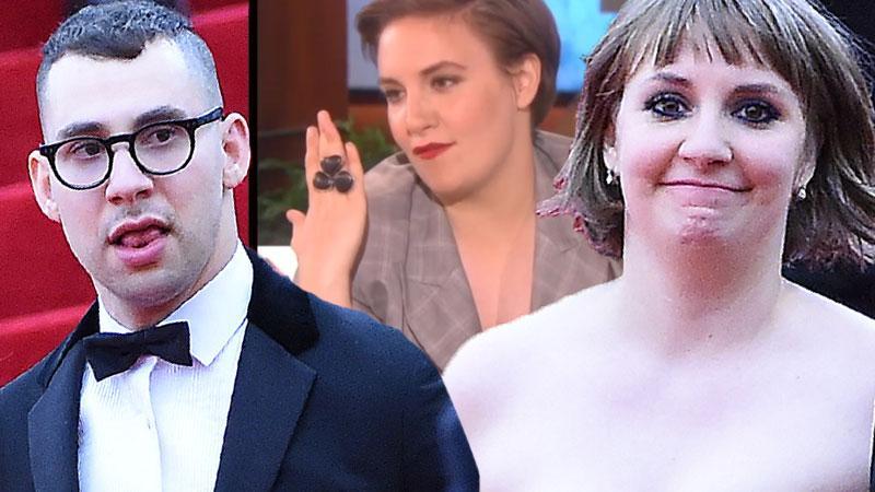 Lena Dunham Marriage Not Ready Intimidated