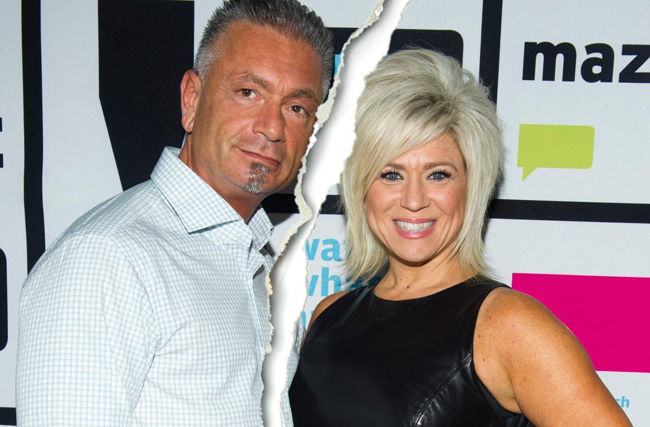 Larry Theresa Caputo Finalize Divorce