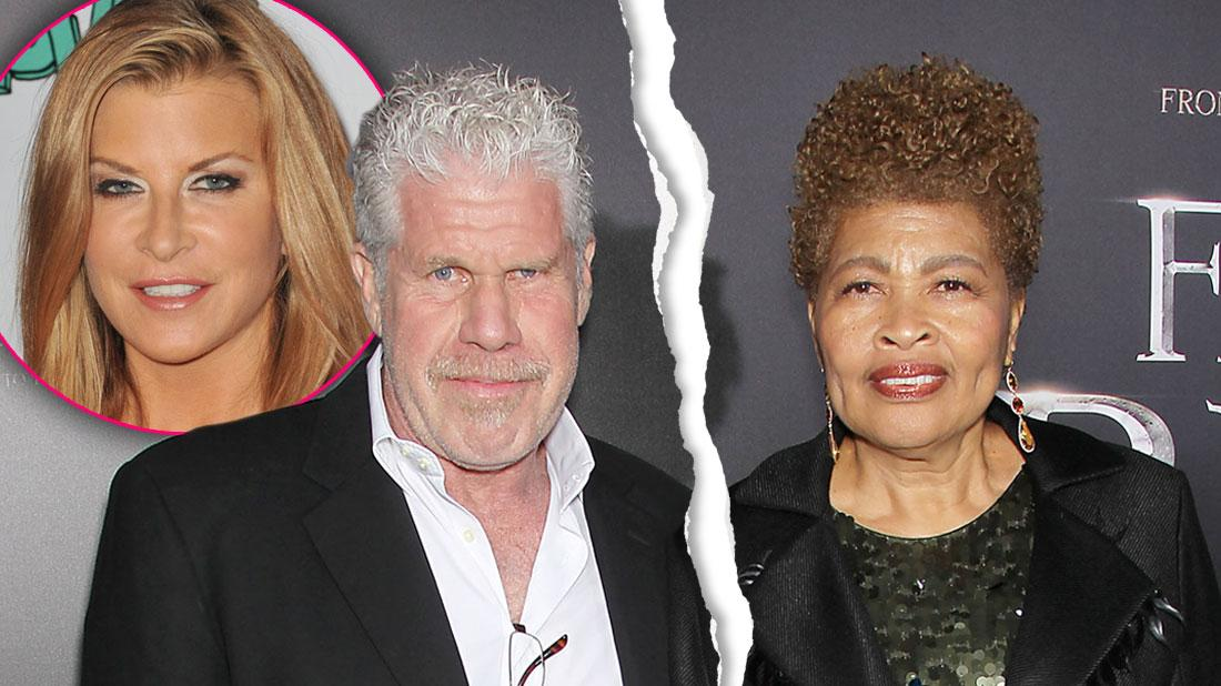 Ron Perlman Files For Divorce After 40 Years Of Marriage