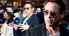 Robert Downey Friend Bashes Interview