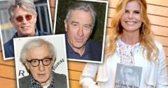 Mariel Hemingway Tell-All On Robert De Niro, Eric Roberts & Woody Allen