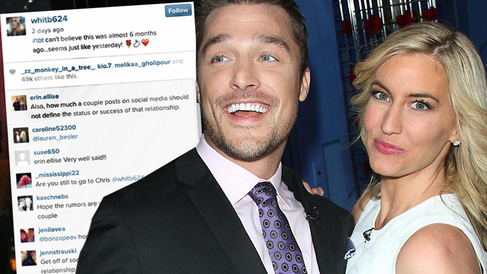 chris soules whitney bischoff six month engagement anniversary