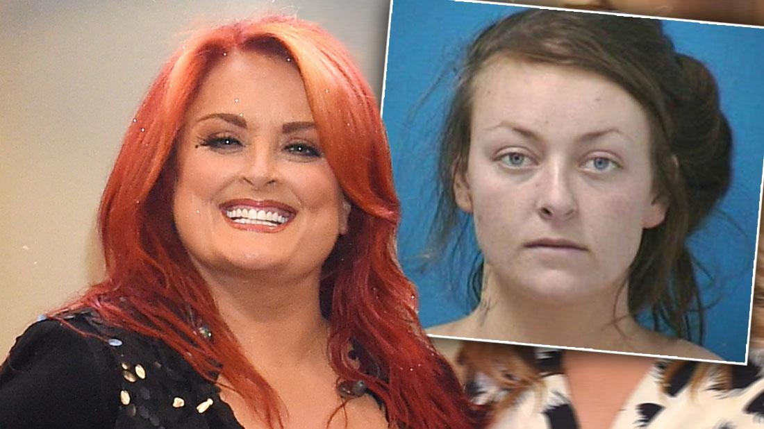 Free Woman! Wynonna Judd's Troubled Daughter Grace Released From Prison 5 Years Early