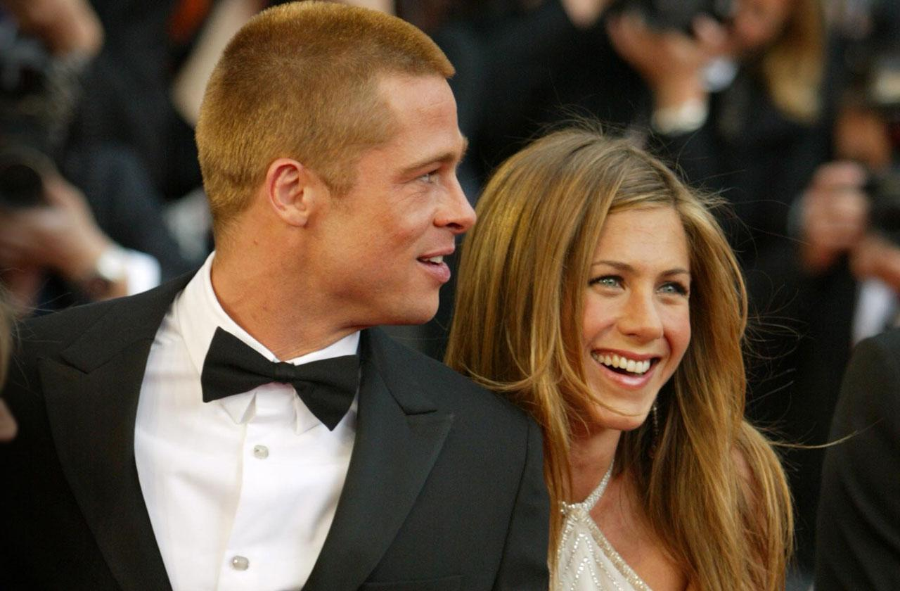 How Jennifer Aniston Reconciled With Brad Pitt just links