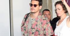 John Mayer granny outfit 40 woman