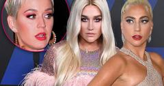 Kesha Lady Gaga Slammed Katy Perry Mean Texts