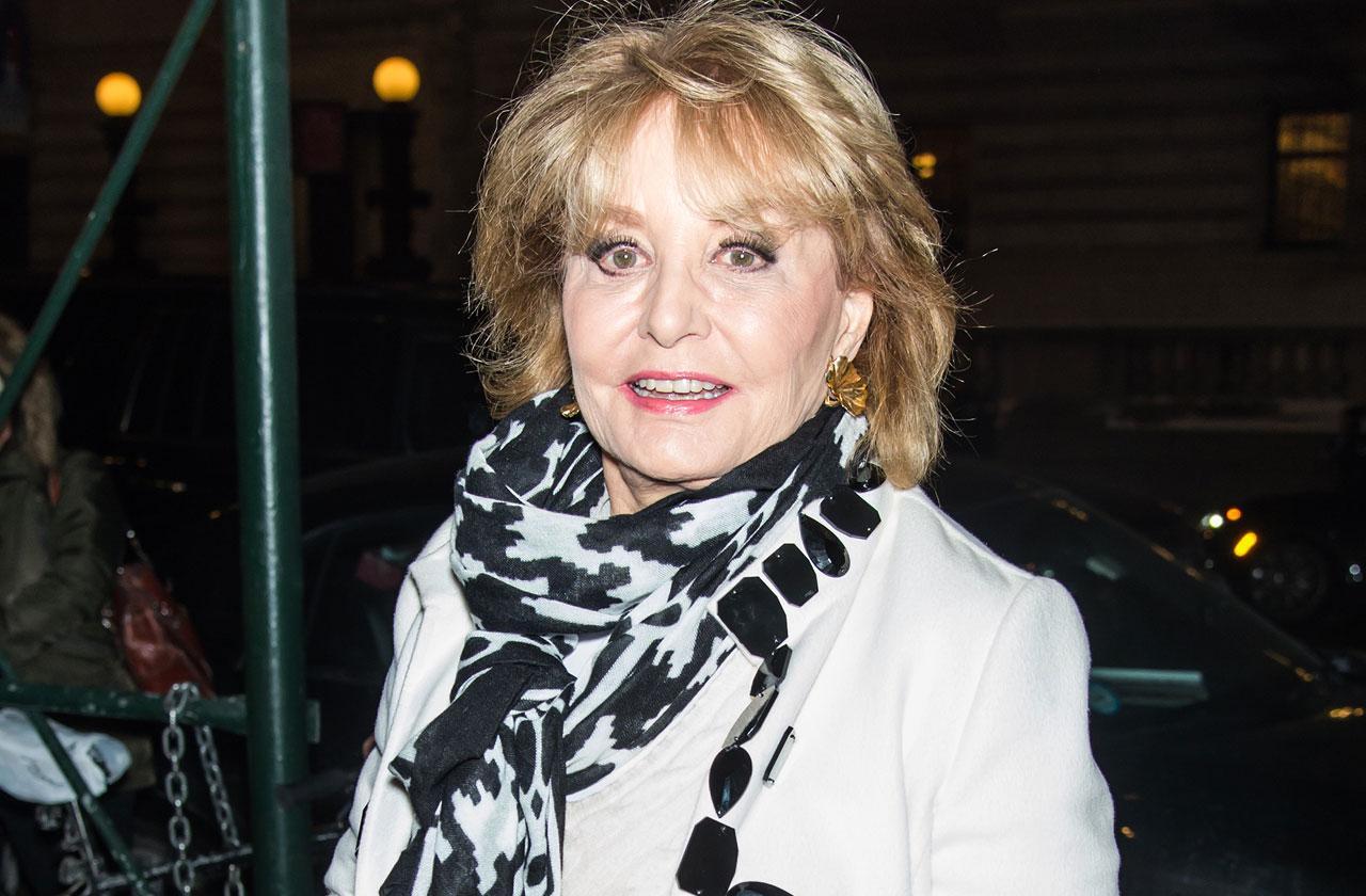 Barbara Walters Birthday