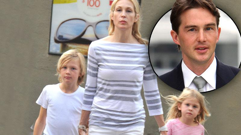 Daniel Giersch Will Ask Judge To Not Permit Ex-Wife Kelly Rutherford To Take Kids Out Of Monaco