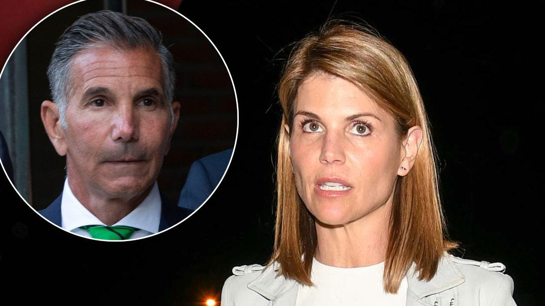 Lori Loughlin Pleads Not Guilty To New Charges In College Admission Scandal