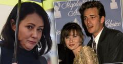Shannen Doherty To Pay Tribute To Luke Perry In 'Riverdale'