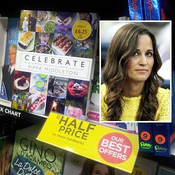 //pippa middleton book sale