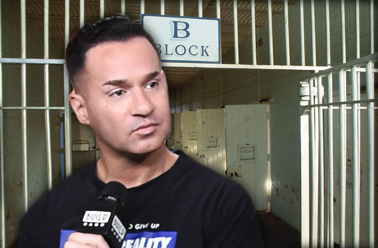 mike sorrentino the situation prison release date