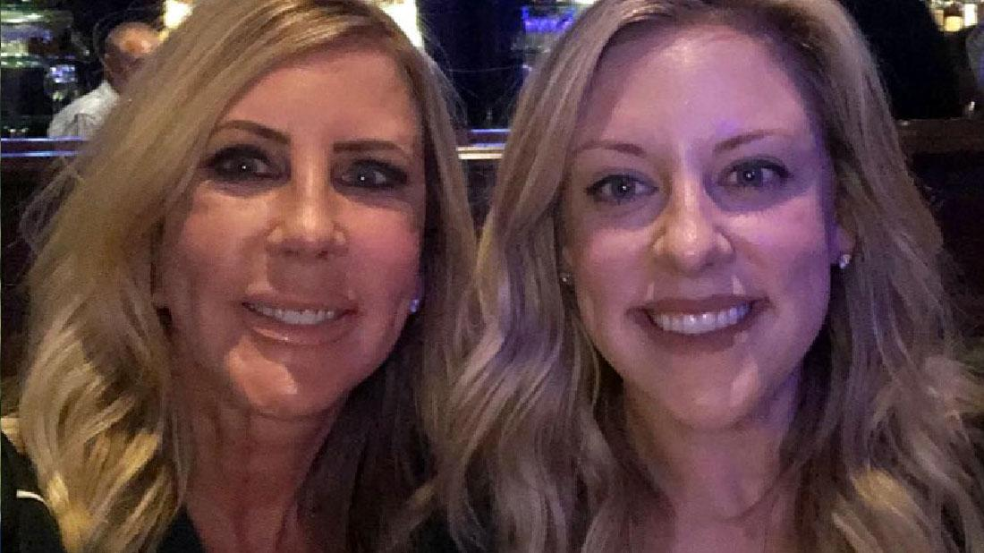 Vicki Gunvalson Celebrates Engagement Dinner Daughter Briana