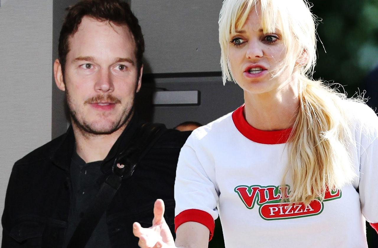 Chris Pratt And Anna Faris Force Friends To Choose Side In Bitter Separation