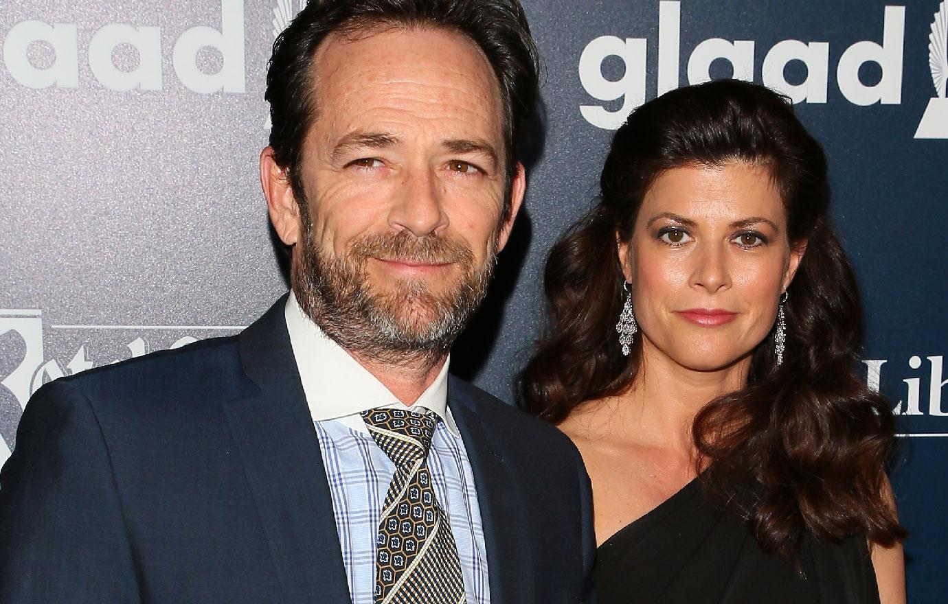 Luke Perry Fiancee Breaks Silence About Death