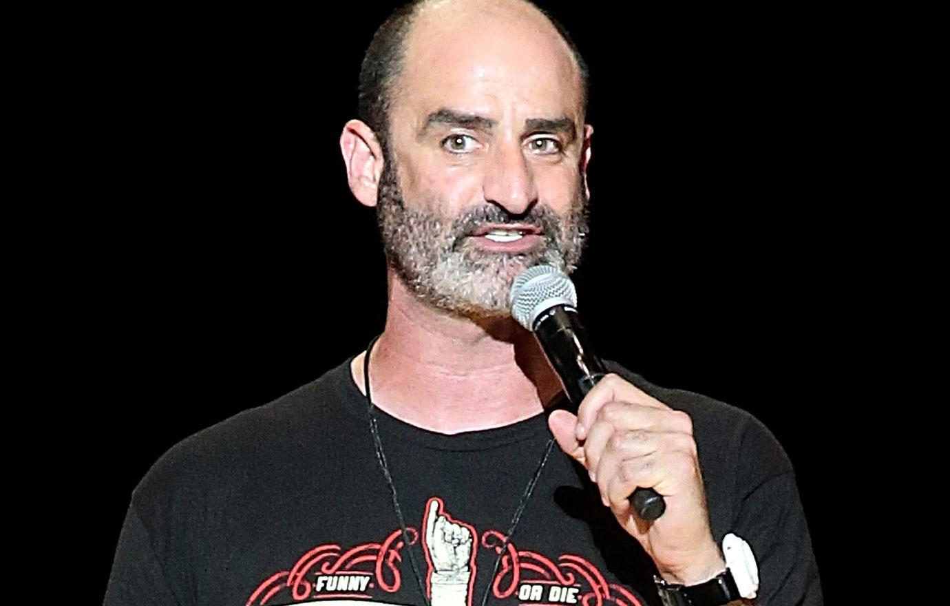 Comedian Brody Stevens Commits Suicide By Hanging