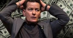 //charlie sheen irs tax debt problems pp