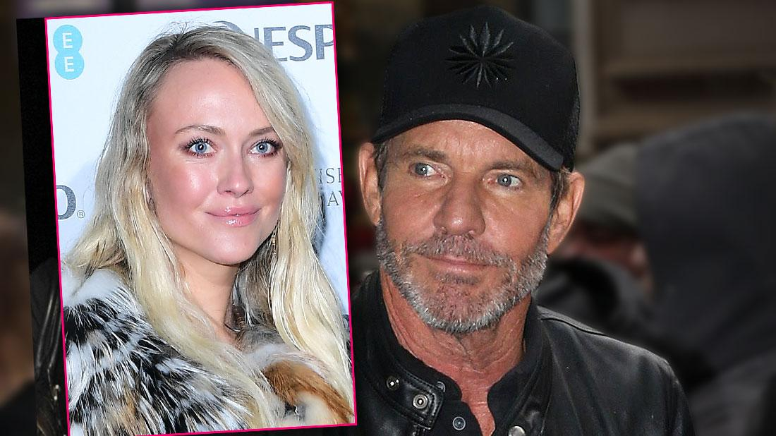 Inset Kimberly Quaid, Dennis Quaid Files To Change Child Support Terms