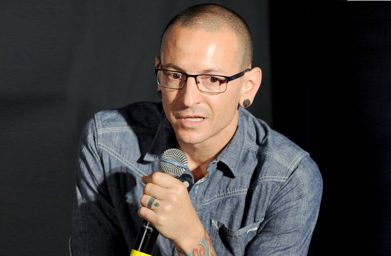 //chester bennington final interview suicide give up die pp