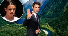 Tom Cruise Plans On 'Putting Down Roots' & Living In New Zealand