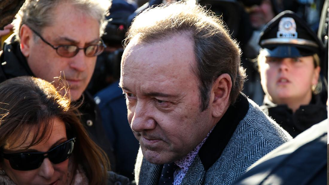 Kevin Spacey Alleged Victim Ordered Turn Over Phone In Assault Case