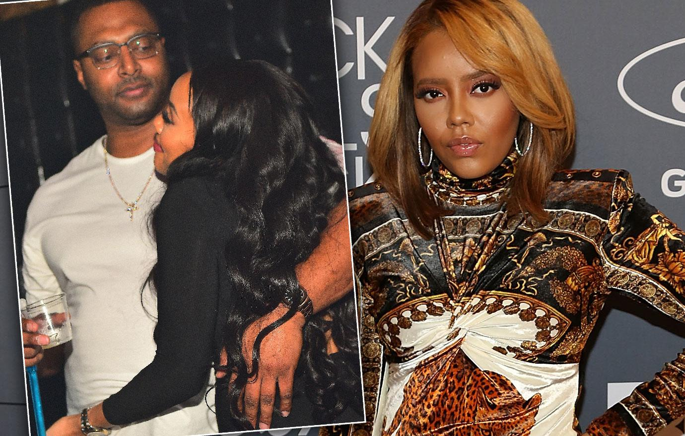 Angela Simmons Baby Daddy Dies Shot To Death