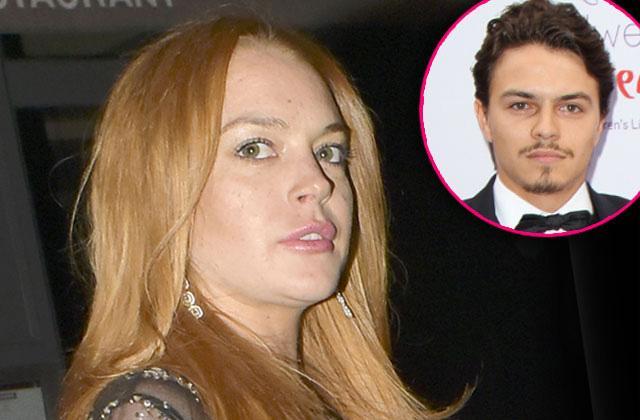 Lindsay Lohan Fiance Split Hooker Cheating