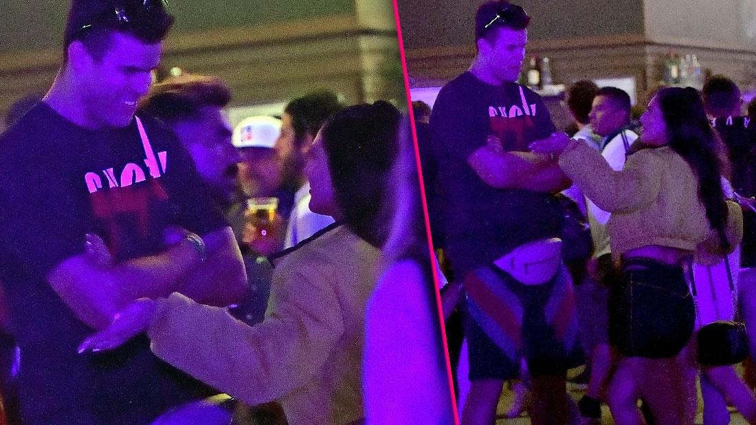 Kris Humphries Spotted At Coachella With Mystery Woman