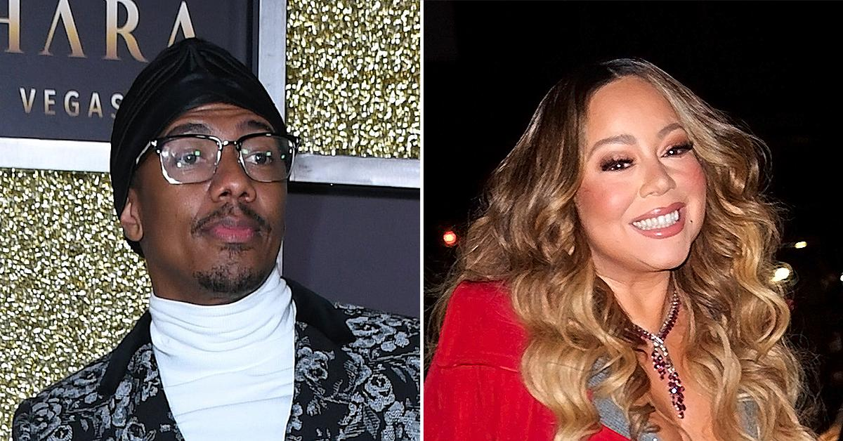 nick cannon scrambles celebrity guests talk show mariah carey anti semitic comments