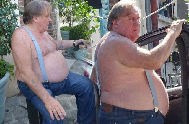 //gerard depardieu shirtless photos