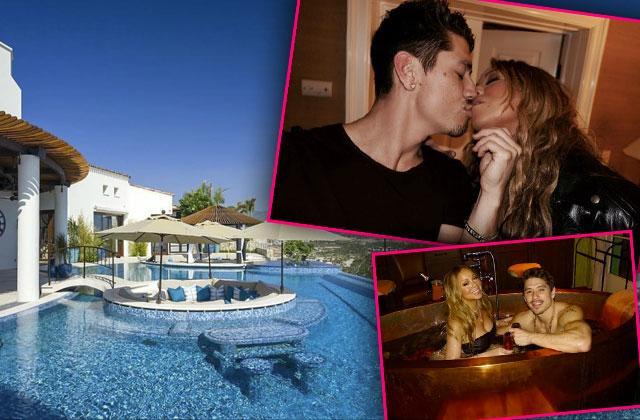 //Mariah Carey Birthday Mexico Millions Boyfriend pp