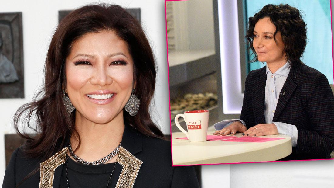 Julie Chen Desperate To Return To 'The Talk' After Sara Gilbert Quits