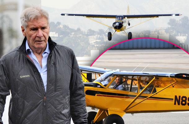 //harrison ford plane landing video pp