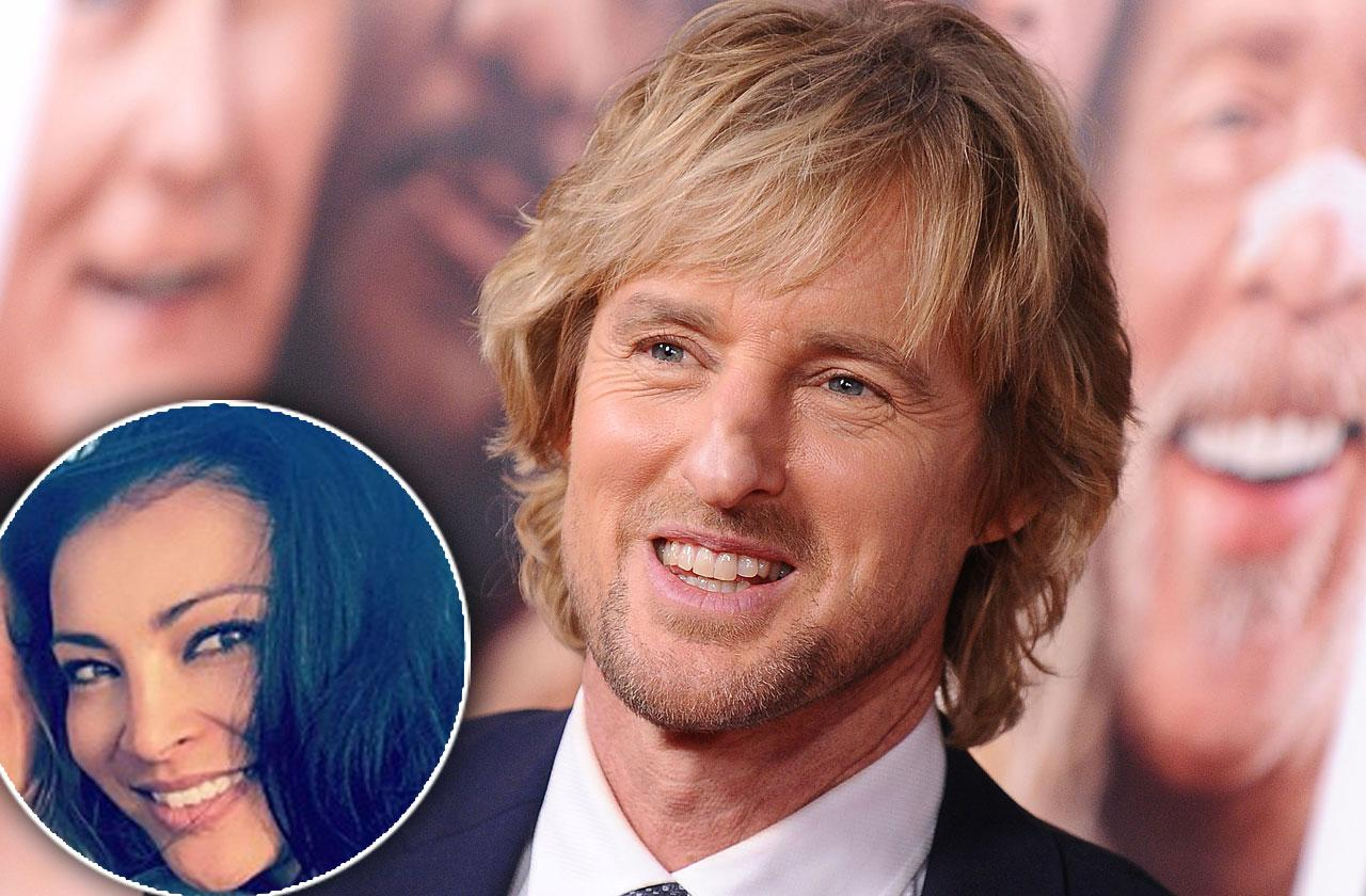 //Owen Wilson Welcomes Baby Girl pp