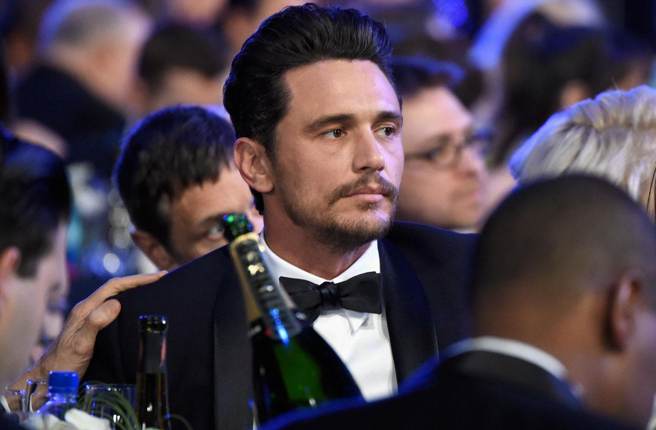 James Franco Removed From Magazine Cover