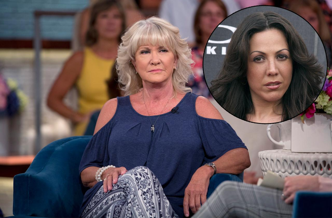 //mary jo buttafuoco forgives amy fisher pp