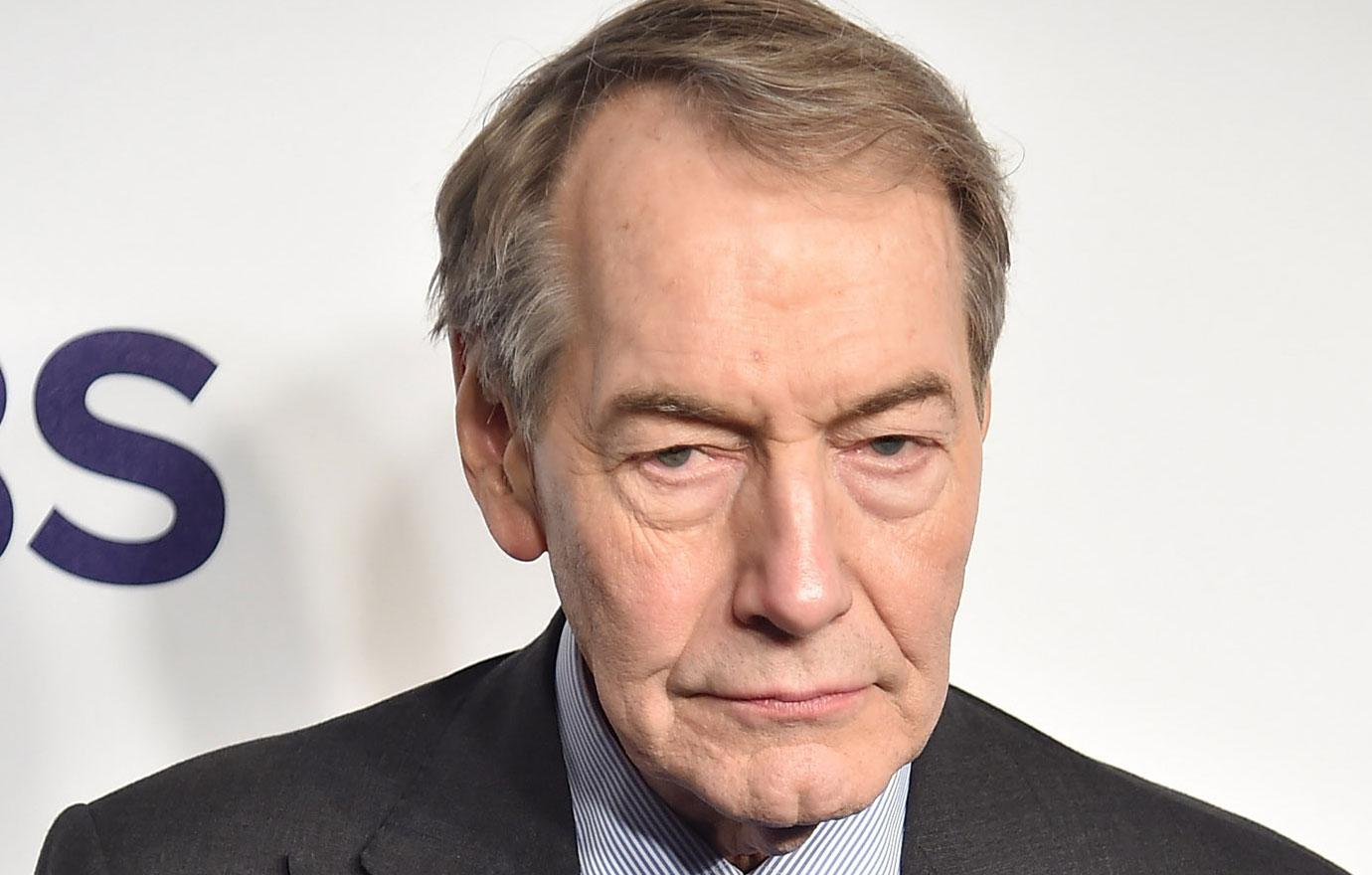CBS Wants Out Of Sexual Harassment Lawsuit Against Charlie Rose