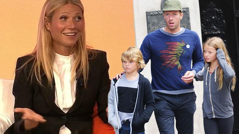 Gwyneth Paltrow & Chris Martin Parenting