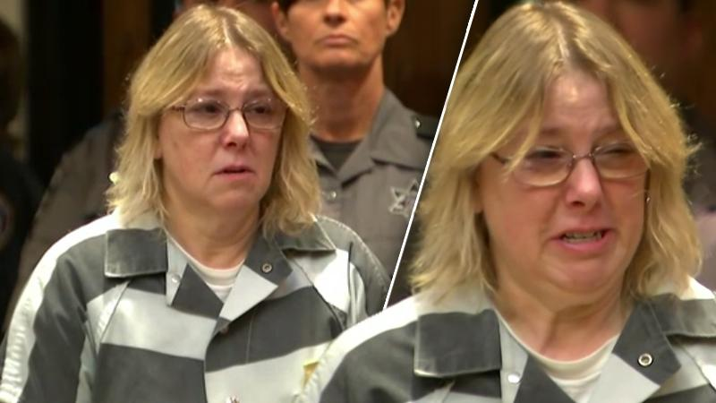 Prison Mistress Joyce Mitchell Breaks Down As Sentenced For Helping Convicts Escape