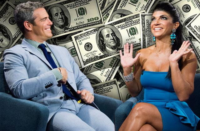 //teresa giudice prison interview andy cohen