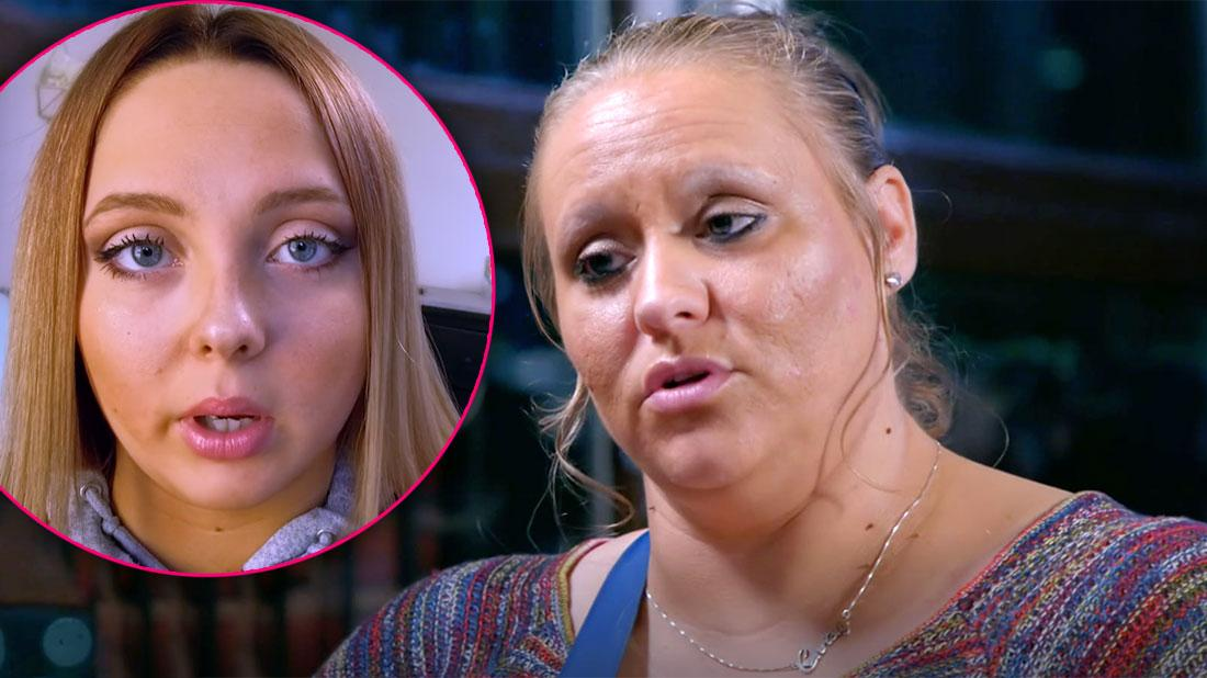 Teen Mom 2' Star Jade Cline's Mom Arrested For Meth, Pills & Drug Paraphernalia