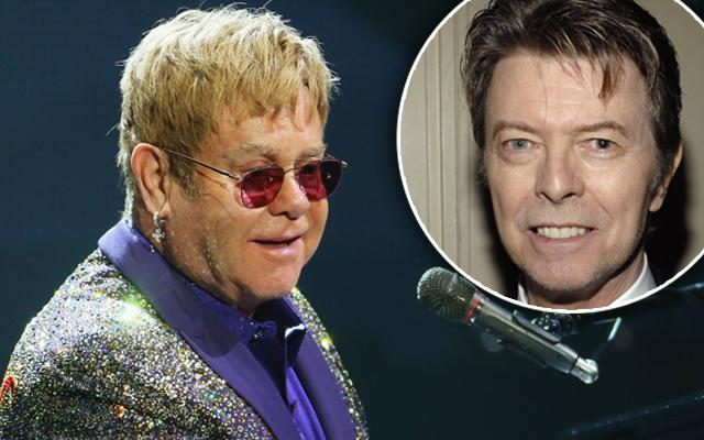 Elton John Tribute David Bowie