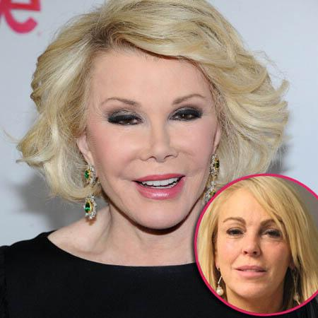 // comedian tv personality joan rivers arrives gettyimages