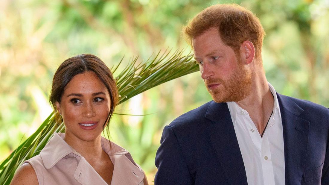 No More Africa? Meghan Markle and Prince Harry Consider Moving To US