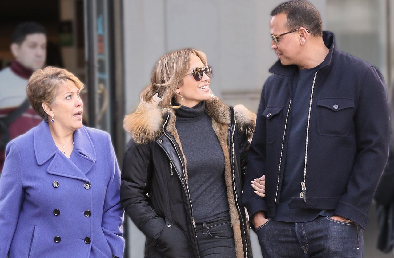 J.Lo's Mom Hates A-Rod