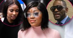 Azriel Clary Back With Family After Joycelyn Savage Fight R. Kelly