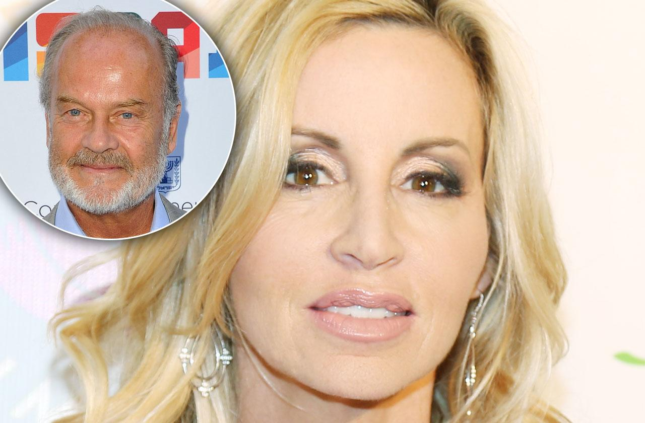 Camille Grammer Ex Husband Never Existed