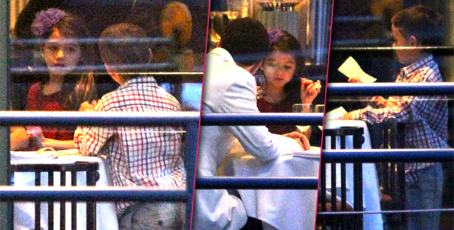 //suri cruise date mr chow splash